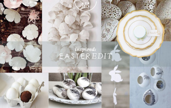 Inspired - The Easter edit Cutture