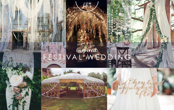 Inspired - The festival wedding Cutture