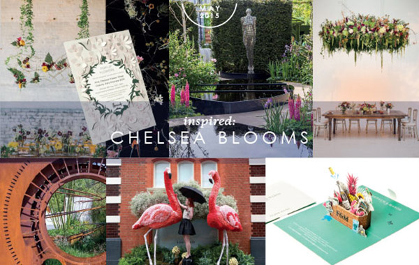 Inspired - Chelsea in bloom Cutture