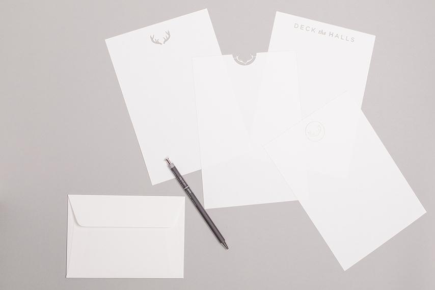 Cutture Writing Paper