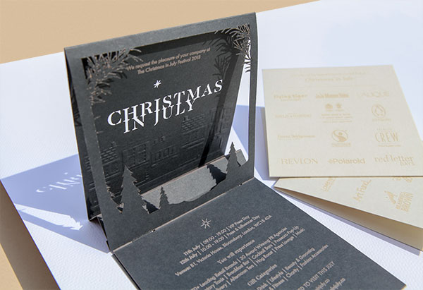 NEW Inkless Invitations - Environmentally Responsible, Sustainable and 100% Recyclable Cutture