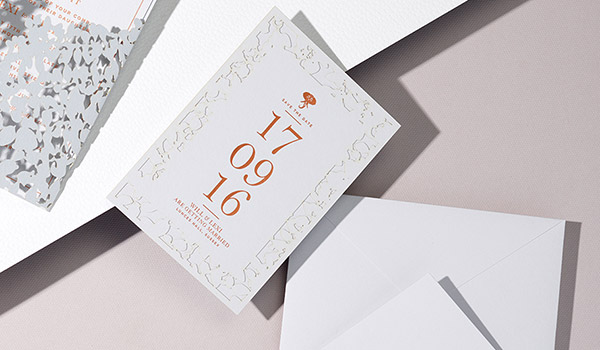 Designing wedding invitations - A timeline Cutture