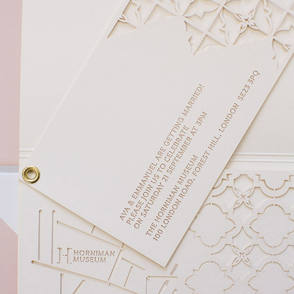 Wording your invitations - in a voice of your own Cutture