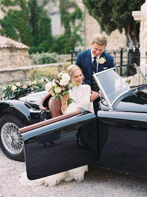 A wedding in Provence Cutture
